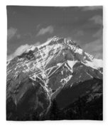 Mountain Cascade Fleece Blanket
