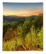 Mountainside Fleece Blanket