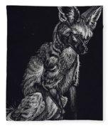 Mr. Big Ears Fleece Blanket