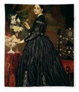 Mrs James Guthrie Fleece Blanket