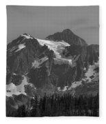 Mt. Shuksan Fleece Blanket