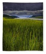 Munlochy Bay Fleece Blanket