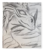 My Dragon Fleece Blanket