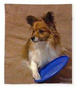 My Frisbee Fleece Blanket