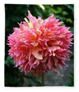 Myrtle's Folly Full Bloom Fleece Blanket