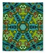 Mysteries 01  Fleece Blanket