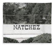 Natchez Fleece Blanket