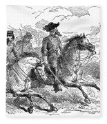 Nathan Bedford Forrest (1821-1877) Fleece Blanket