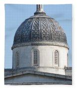 National Gallery Cupola Fleece Blanket