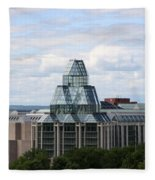 National Gallery Of Canada - Ottawa Fleece Blanket