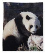 National Zoo Panda Fleece Blanket