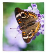 Natural Beauty Fleece Blanket