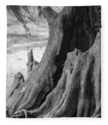 Natural Cypress Fleece Blanket
