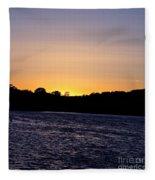 Natural Pastels Fleece Blanket