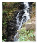 Nature Falls Fleece Blanket