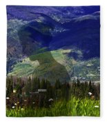 Nature's Child Fleece Blanket