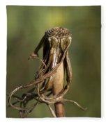Nature's Dance Fleece Blanket
