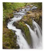 Nature's Majesty II Fleece Blanket
