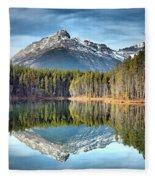 Nature's Reflections Fleece Blanket