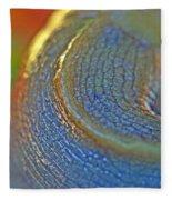 Nature's Slug Skin Fleece Blanket