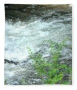 Nature's Vortex Fleece Blanket