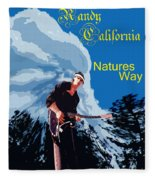 Natures Way 5 Fleece Blanket