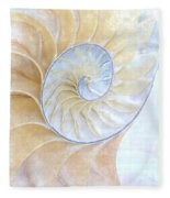 Nautilus Frost Fleece Blanket