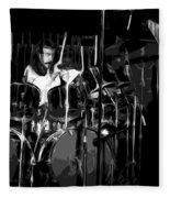 Drums Fleece Blanket