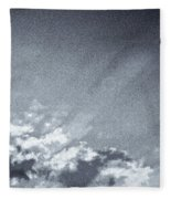 Neptune Sky Fleece Blanket