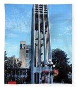 Netherlands Centennial Carillon Fleece Blanket