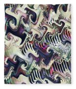 Neural Correlate Fleece Blanket