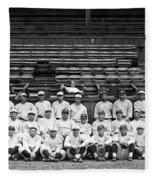 New York Yankees, C1921 Fleece Blanket