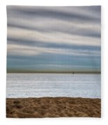 Newport Beach Fleece Blanket