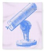 Newtons Little Reflector Fleece Blanket