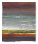 Nightfall 29 Fleece Blanket