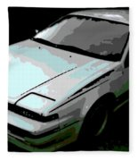 Nissan Pulsar Fleece Blanket