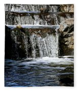 Normandale Falls Fleece Blanket