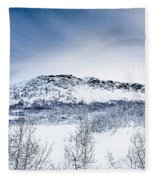 Norwegian Winter Fleece Blanket