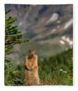 Not Much...whatz Up With You? Fleece Blanket