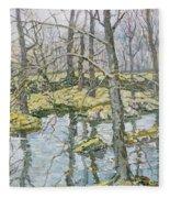 November  Fleece Blanket