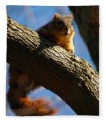 Nuts Fleece Blanket
