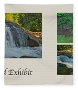 Oakwood Exhibit Fleece Blanket