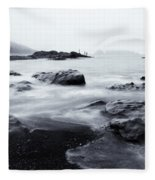 Ocean Alive Fleece Blanket