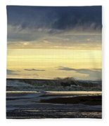 Ocean Power Series Fleece Blanket
