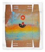 Ocean Swell Fleece Blanket