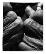 Old Hands 2 Fleece Blanket