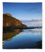 Old Head Of Kinsale, County Cork Fleece Blanket
