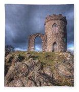 Old John Mug Tower 3.0 Fleece Blanket