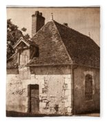 Old Kitchen House Fleece Blanket