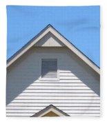 Old Lebanon Baptist Church Fleece Blanket